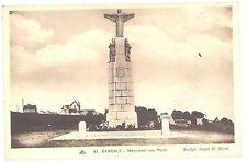 CPA 35 - CANCALE (Ille et Vilaine) - 63. Monument aux Morts