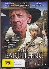 THE EARTHLING -  William Holden, Ricky Schroder, Jack Thompson - DVD