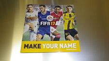 Dossier de presse press book jeu vidéo game FIFA 17