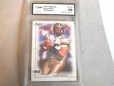 Drew Brees Single SAGE Football Trading Cards