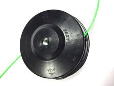 Trimmer / Brushcutter Bump-Feed Head Straight Shaft 8mm x 1.25 RH Arbor Nut