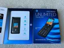 At&T Cingular Flip2 Prepaid Flip Phone, Comes with 1 month of service included !