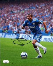 "~~ ASHLEY COLE Authentic Hand-Signed ""CHELSEA FC"" 8x10 Photo (JSA COA) ~~"