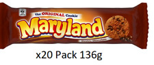 The Original Maryland Cookies Double Chocolate 20x136g *Best Before August 2020*