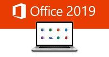 MICROSOFT Office 2019 Professional Plus  Licenza originale ESD PRODUCT KEY