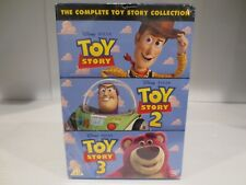 The Complete Toy Story Collection: Toy Story / Toy Story 2 / Toy Story 3 on Dvd