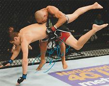 DIEGO BRANDAO SIGNED AUTO'D 8X10 PHOTO UFC 195 168 153 FIGHT NIGHT MMA TUF B
