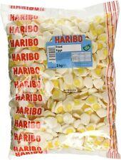 Haribo Fried Eggs Fruit Flavoured Gummy Candy Sweets Full Bulk Bag 3kg