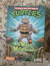 NECA TMNT Ninja Turtles Mighty Metalhead Action Figure