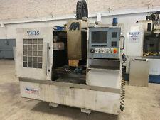 Milltronics Model Vm15xt Cnc 3 Axis Vertical Machining Center 30 X 16 X 20