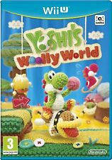 Yoshi's Woolly World Wii U Brand New Sealed *DISPATCHED FROM BRISBANE*
