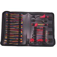 Automotive Diagnostic Kit 70pcs Multimeter Test Lead Kits Set Tools Electronic