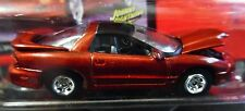 JOHNNY LIGHTNING 01 2001 PONTIAC FIREBIRD RAM AIR DETAILED COLLECTIBLE CAR MARO