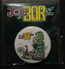 Pin Button Badge Ø38mm    JOE BAR TEAM #18
