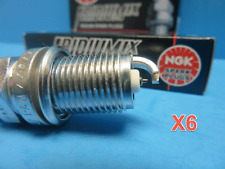 6 Spark Plugs NGK 3764 OEM# BKR6EIX11 BKR6EVX11 Iridium IX