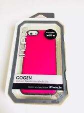 Incipio COGEN Case/Cover For Apple iPhone 5C in Hot Pink / Black Color,New