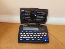 More details for franklin express edition electronic collins english dictionary thesaurus dmq-221