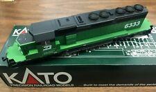 Kato Ho EMD SD40-2 Burlington Northern 6333 BN Diesel Locomotive