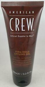 American Crew Firm Hold Gel Tube 100 ml