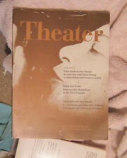 Yale School of Drama Theater 1993 Munk Honegger Mufson Salter Mehta Sontag