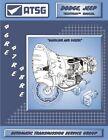ATSG Dodge Jeep 46RE 47RE 48RE Repair Rebuild Transmission Manual Guide Book