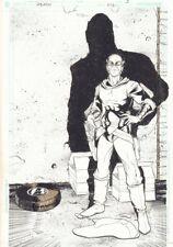 Flash #212 p.3 - Mirror Master Signed - 2004 art by Steven Cummings