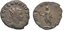 Ancient Rome AD 268- 270 CLAUDIUS II GOTHICUS ANTONINIANUS EMPEROR TOGATE BATON