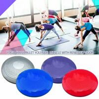 Yoga Balance Board Disc Air Cushion Wobble Physical Gym Stability Train Exercise