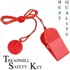 Universal Running Machine Treadmill Safety Key Magnetic Security Switch Lock Gym