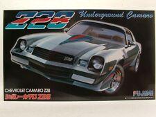 Chevrolet Camaro Z28 1982, Kit Modellismo Plastica, modello auto 1:24 / FUJIMI
