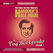 Hancock's Half Hour: Very Best Episodes Vol.1 (BBC 2CD Audio 2005) NEW & SEALED