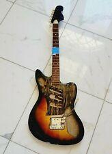 Vintage Framus Strato de Luxe 5/168 1963 Sunburst Luthier Project