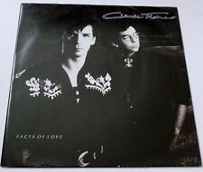 "Climie Fisher - Facts of love   UK 12"" FOLD OUT POSTER SLEEVE"