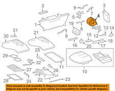 Mercedes MERCEDES-BENZ OEM 10-15 Sprinter 2500 AC A/C-Blower Motor 0028303108