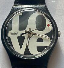 Swatch Swiss Love Watch Unisex