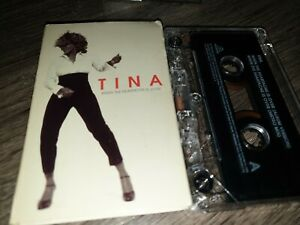 Tina Turner - When The Heartache Is Over - Cassette Single