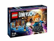 Lego Dimensions 71253 Newt Scamander Character Figure Pack