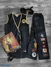 Cobra Kai Karate Kid Costume Adult Small Or Youth 14-16