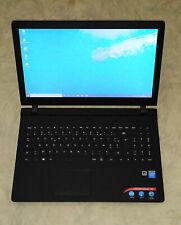 "Lenovo Ideapad 100 PC Portable 15.6"" CPU 2 x 2.16GHz, HDD 500GB, 4GB RAM, Win10"