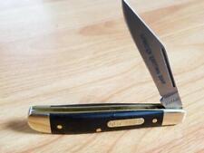 Schrade Old Timer Pal Folding Pocket Knife Blade 2017 Wood Ltd Edition 12OT3