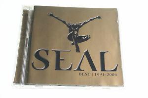 Seal, Best, 1991-2004 093624895824 2CD A14585