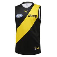 RICHMOND TIGERS AFL 2020 JUMPER Size XL Home Premiers 2019 Nib Puma Jeep