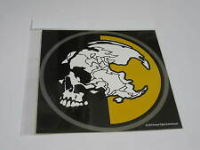 Metal Gear Solid V The Phantom Pain Sticker Series SKULL | Tokyo Game Show 2014