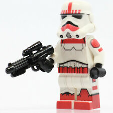 LEGO Star Wars Imperial Shock Trooper Custom Battlefront III Minifigure