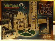 Wrebbit W3D2004 Citadel of Minas Tirith 3d Puzzle
