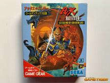 Jeux vidéo pour Sega Game Gear SEGA
