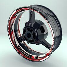 """Etiqueta engomada de la llanta Pegatinas Premium Wheelsticker """"Razor Ducati"""""""