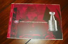 2007 Montreal Canadiens Playoffs Ticket Book (16 tickets)