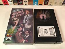 * Murder My Sweet Crime Noir Betamax NOT VHS 1944 Dick Powell Claire Trevor Beta