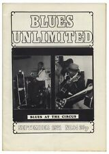 BLUES UNLIMITED Magazine Issue No 84 September 1971 Skippy White Dusty Brown